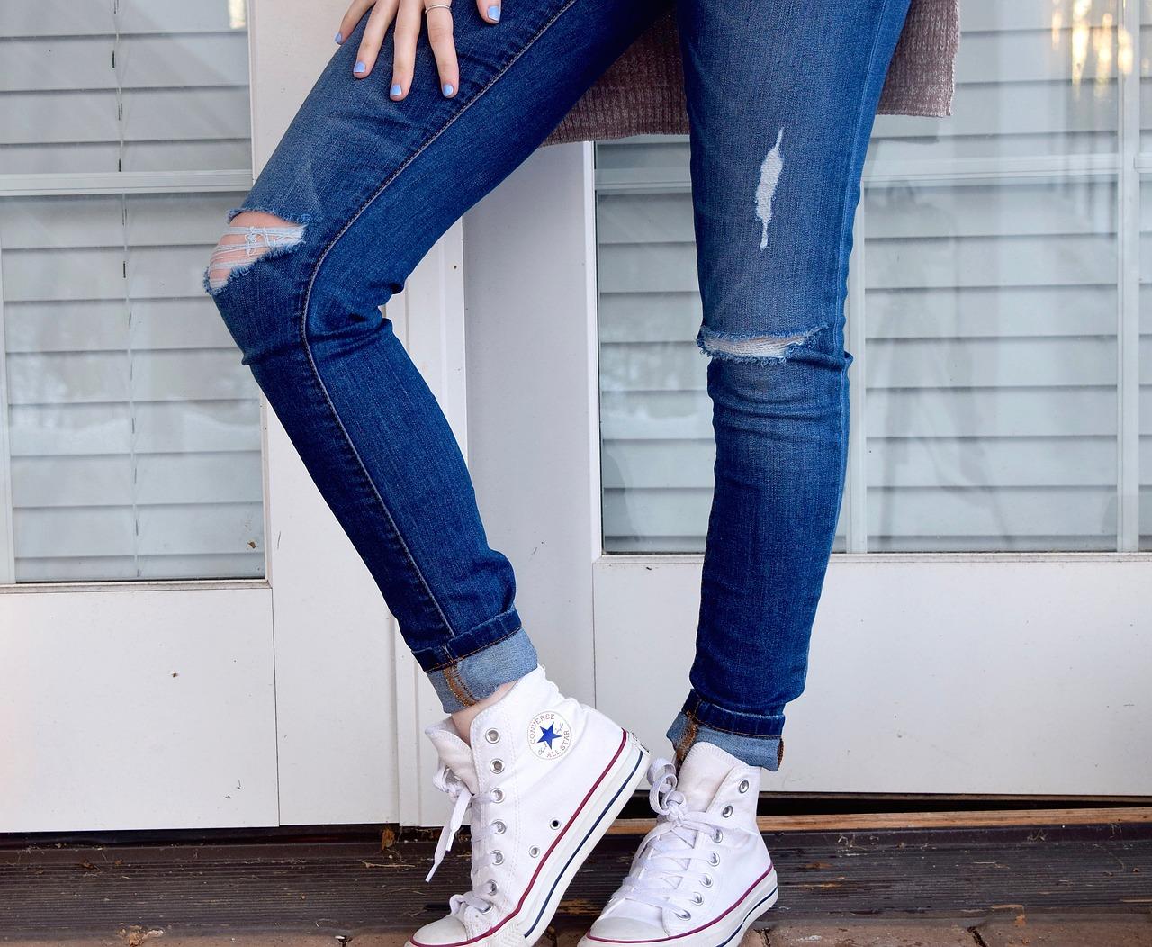 choisir un jean slim homme