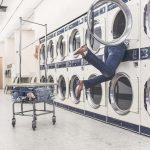 laver un jean pour homme