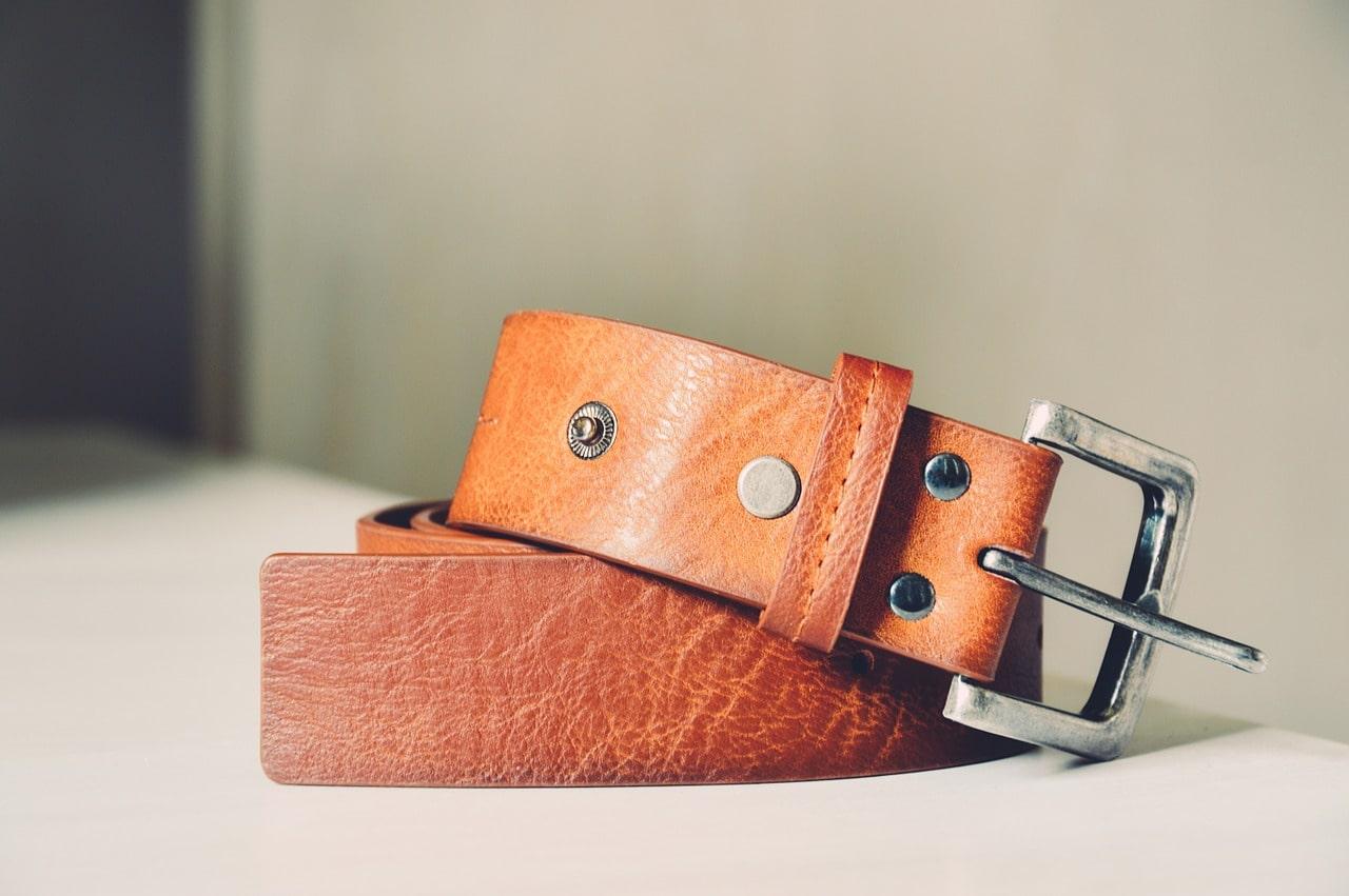 Comment bien choisir sa ceinture en cuir?